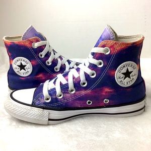 Converse All Stars Chucks Colorful Fabric Size 5